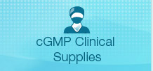 cGMP Clinical Supplies